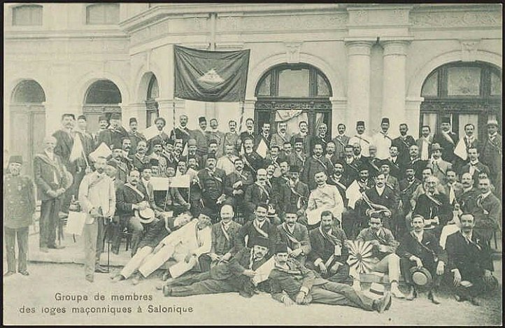 salonika-masons