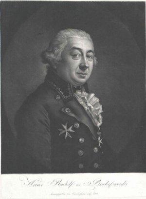 Bischoffwerder, Hans Rudolf von