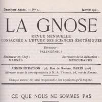 I.2 Sur René Guénon et la Maçonnerie - Transmigration et Messianisme