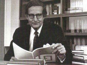 Hans Jürgen Eysenck (1916 - 1997), médecin MK-Ultra impliqué dans la GRECE et le séminaire de Thulé