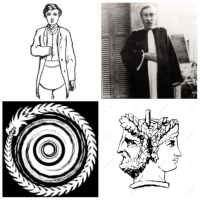 Comprendre Guénon – Le Pèlerin, Monsieur K, Karl Van der Eyken et Amalek